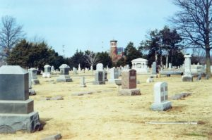 Best Funeral Home and Cemetery, Oklahoma