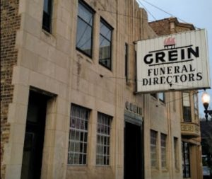 Grein Funeral Directors Chicago Funeral Homes