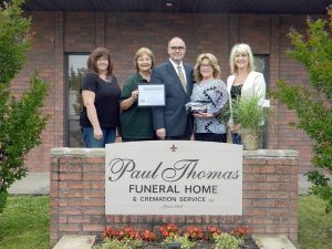 Paul Thomas Funeral Home and Cremation Service