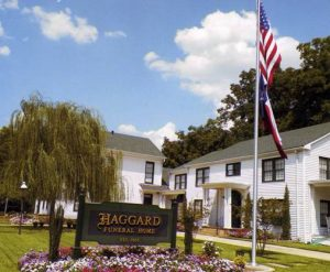 Haggard Funeral Home - Jefferson, TX